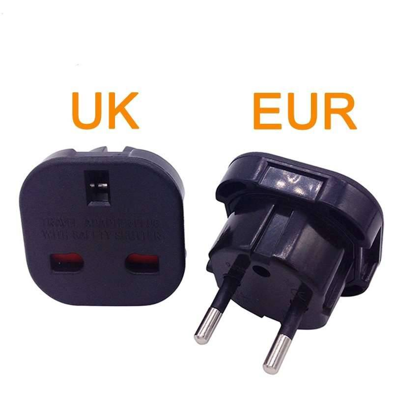 European to UK regulation power conversion Travel plug Mobile Phone Chargers Mobile Phones & Accessories
