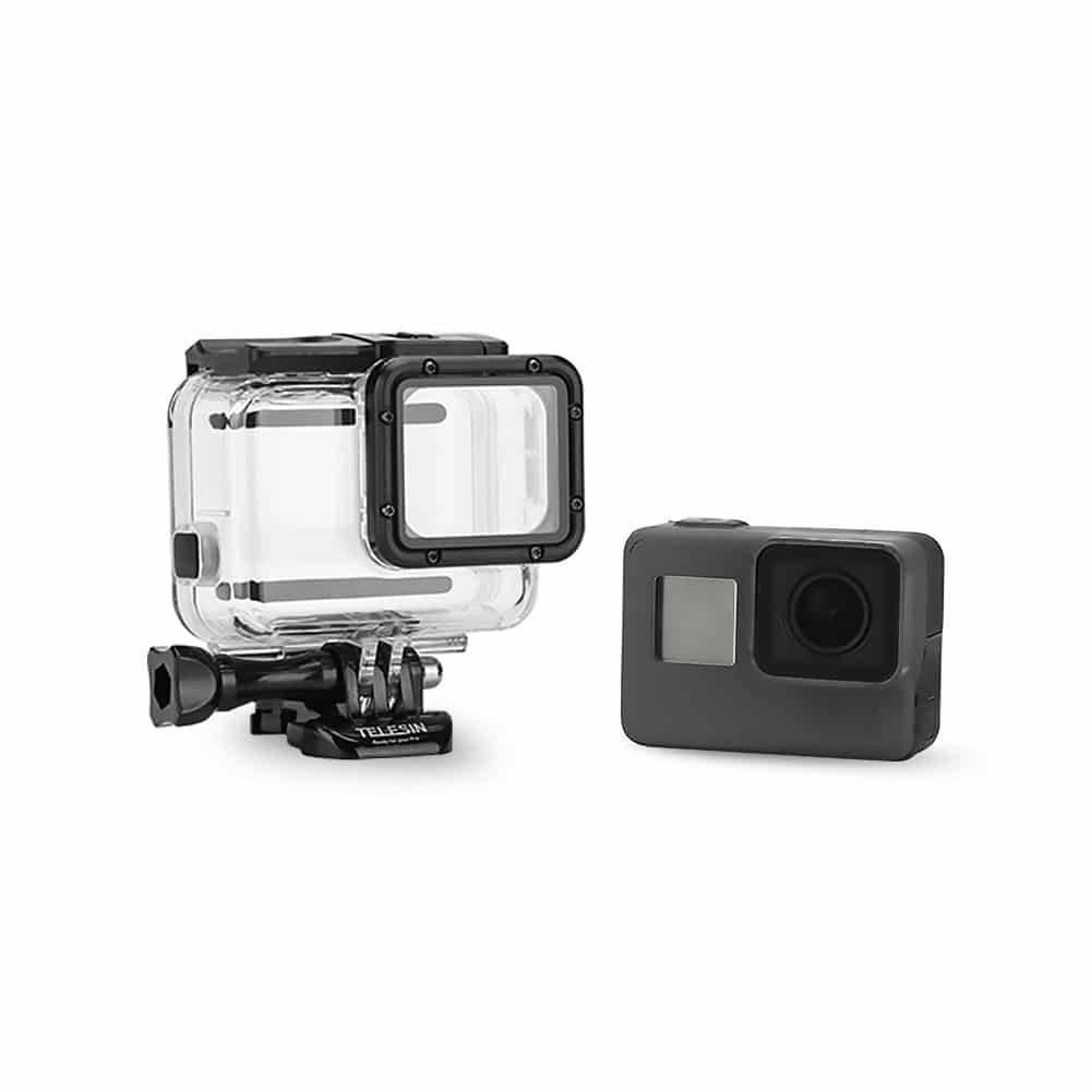 45M Underwater Housing Waterproof Case for GoPro Camera Camera & Photo Accessories