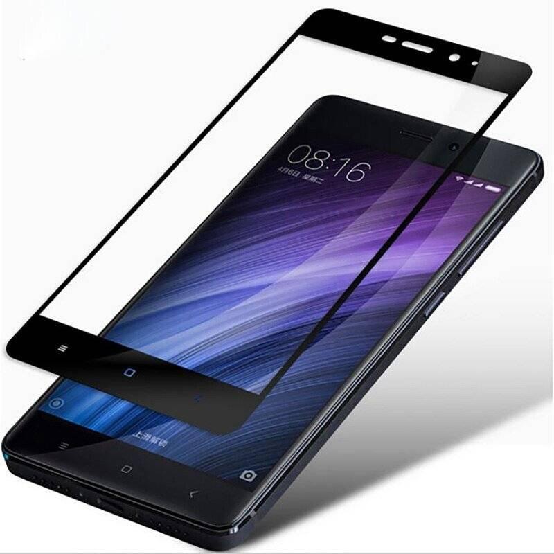 Xiaomi Redmi Note 4 Tempered Glass Plant Screen Protector Phone Screen Protectors