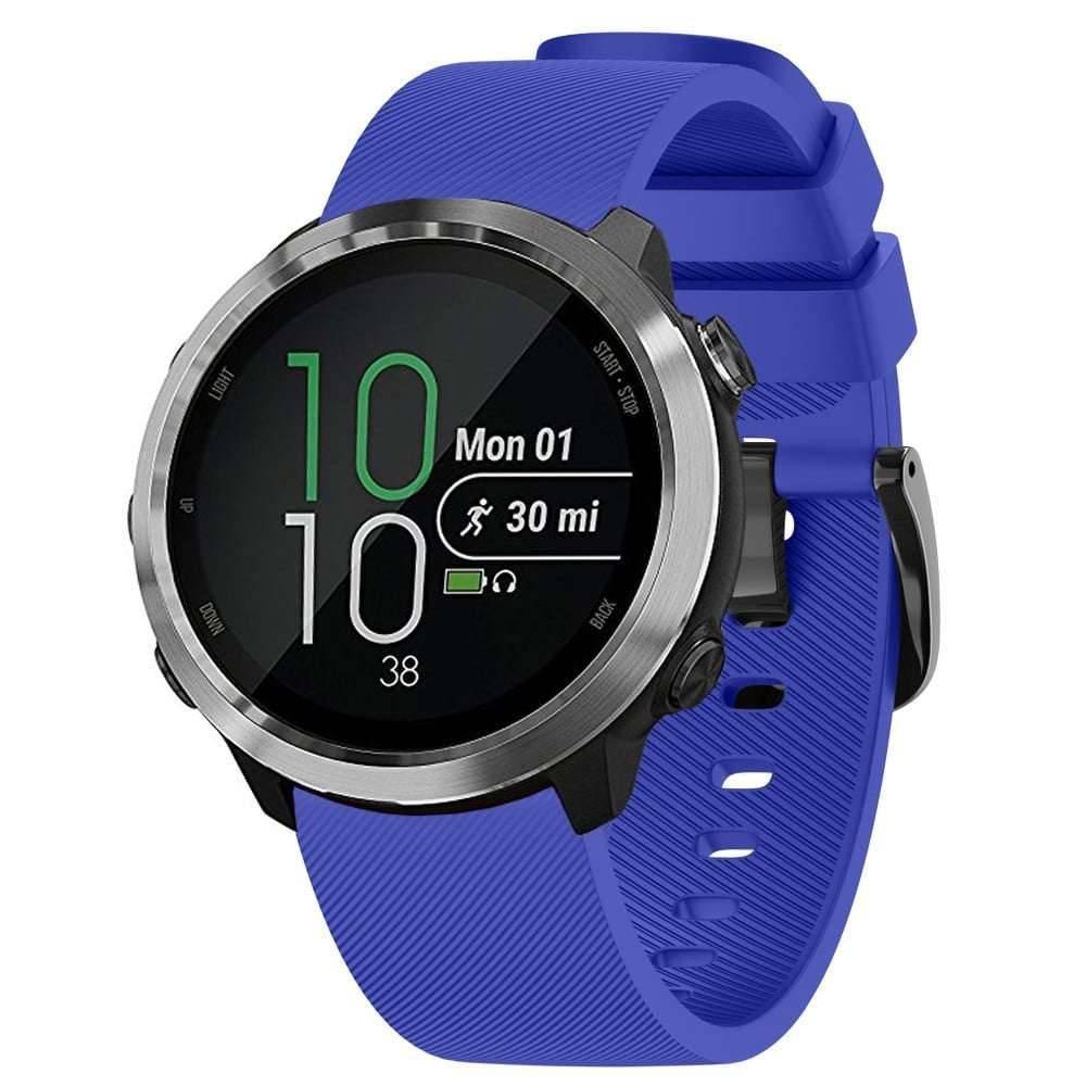 Silicone Smart Watch Strap For Garmin Vivoactive Smart Accessories