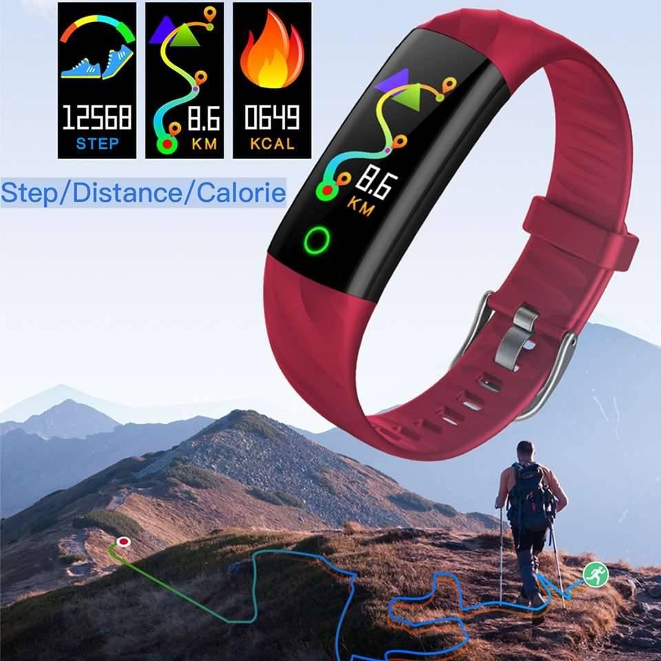 Rate Bracelet S5 Smart Bracelet Fitness Tracker Smart Activity Trackers