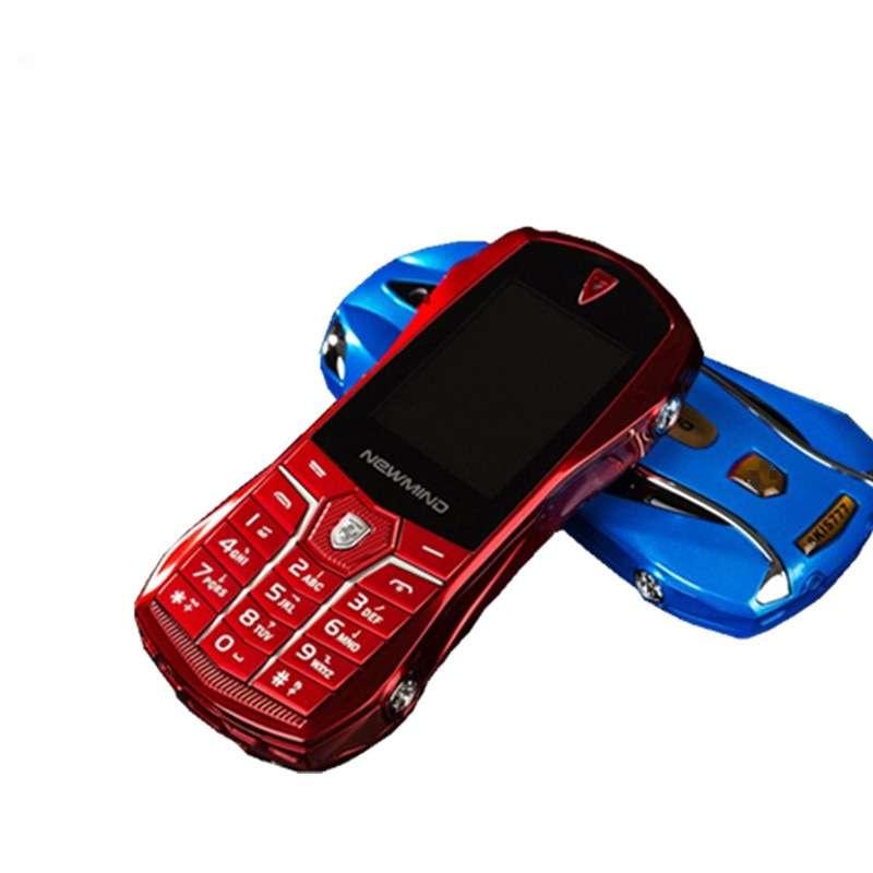 Mini Sport Super Car Model Dual SIM Cards Unlocked Mobile Phone Mobile Phones & Accessories Smart phones