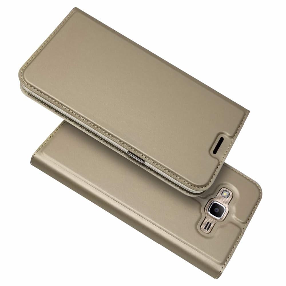 Sumsung Galaxy J2 Prime Wallet Flip Elegant Phone Bags & Cases