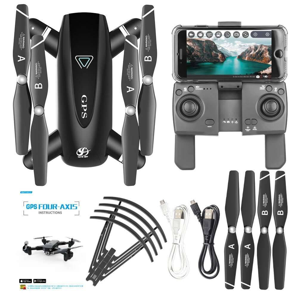 JJRC Remote Radio Control Rotorcraft Helicopter Camera Drone