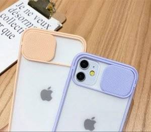 Slide and Hide iPhone Case Mobile Phones & Accessories Phone Bags & Cases